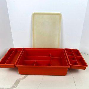 Vintage Tupperware Tuppercraft Organizer